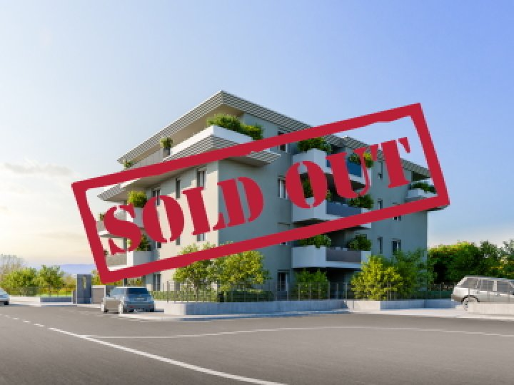 SOLD OUT A RESIDENZE ADIGEPARCO